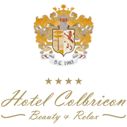 logo footer 4stelle Hotel Colbricon Beauty & Relax